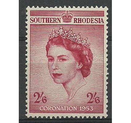 Znaczek Rodezja 1953 Mi 79 Z podlepką *