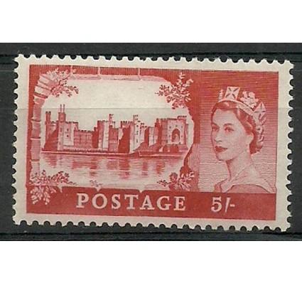 Znaczek Wielka Brytania 1955 Mi 279I Czyste **
