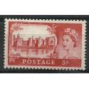 Wielka Brytania 1955 Mi 279I Czyste **