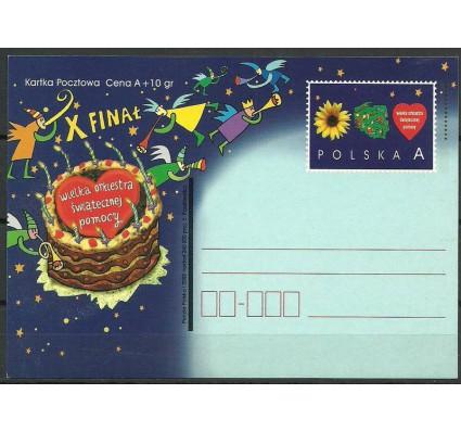 Znaczek Polska 2002 Fi 1273 Całostka pocztowa