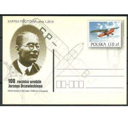 Znaczek Polska 2002 Fi 1285 Całostka pocztowa