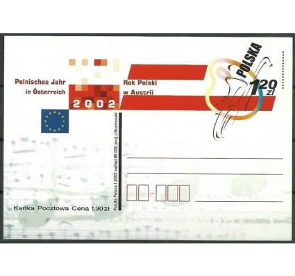 Znaczek Polska 2003 Fi 1300 Całostka pocztowa