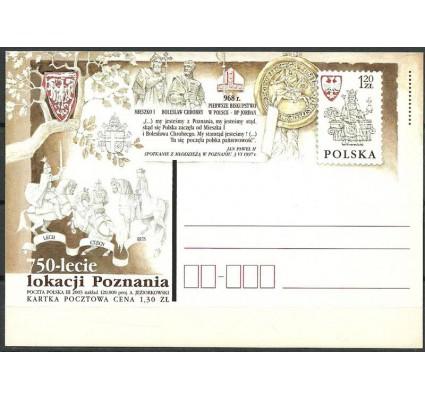 Znaczek Polska 2003 Fi 1304 Całostka pocztowa