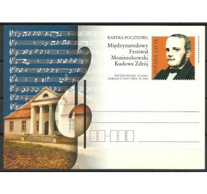 Znaczek Polska 2004 Fi 1344 Całostka pocztowa