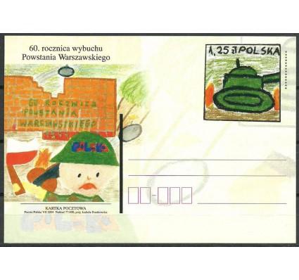 Znaczek Polska 2004 Fi 1350 Całostka pocztowa