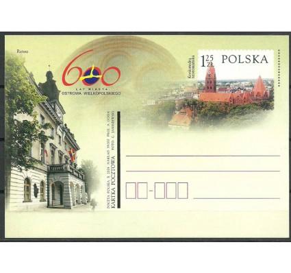 Znaczek Polska 2004 Fi 1365 Całostka pocztowa