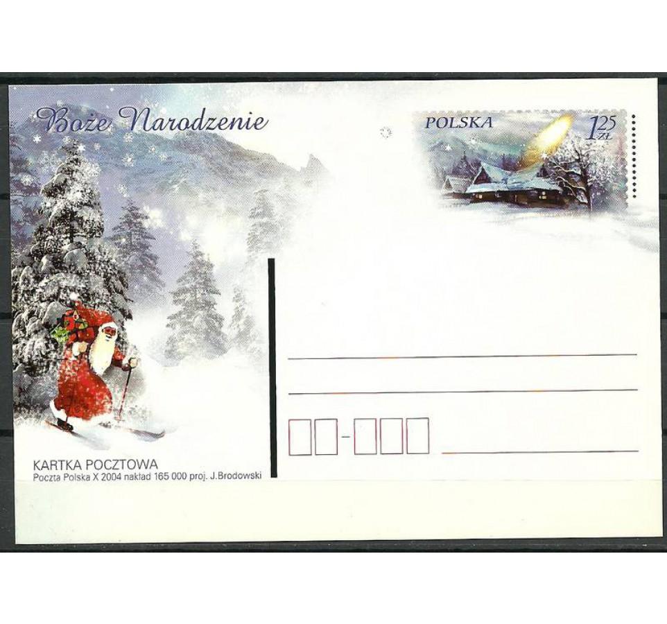 Polska 2004 Fi 1366 Całostka pocztowa