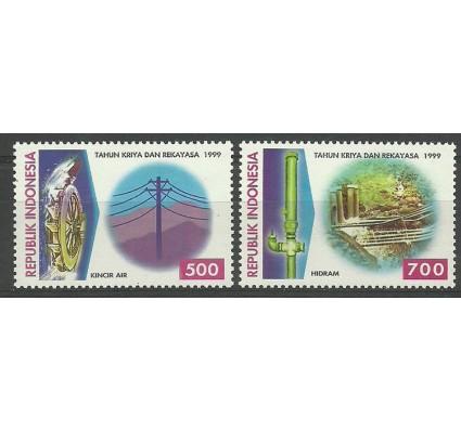 Znaczek Indonezja 1999 Mi 1866-1867 Czyste **