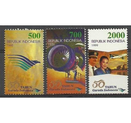 Znaczek Indonezja 1999 Mi 1870-1872 Czyste **