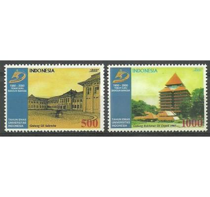 Znaczek Indonezja 2000 Mi 1955-1956 Czyste **