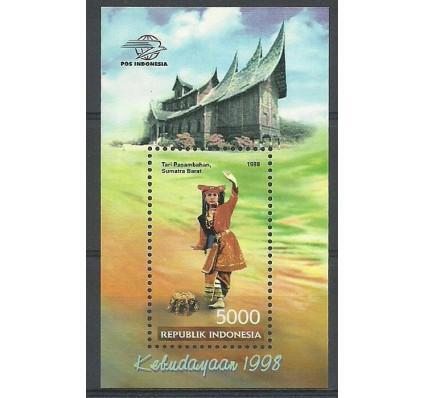 Znaczek Indonezja 1998 Mi bl 141 Czyste **