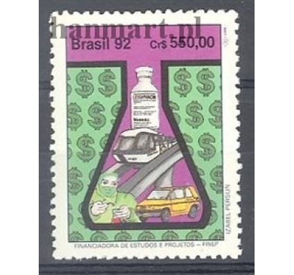 Znaczek Brazylia 1992 Mi 2491 Czyste **