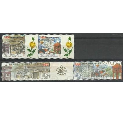 Znaczek Indonezja 1999 Mi 1934-1937 Czyste **