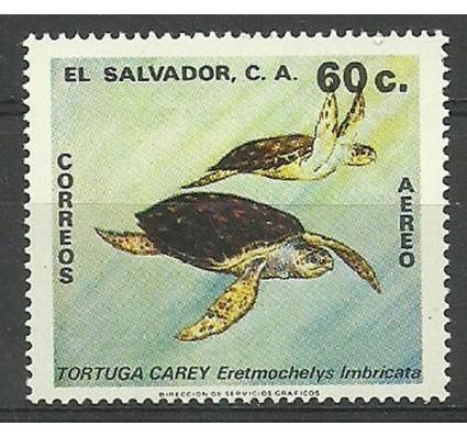 Znaczek Salwador 1981 Mi 1343 Czyste **