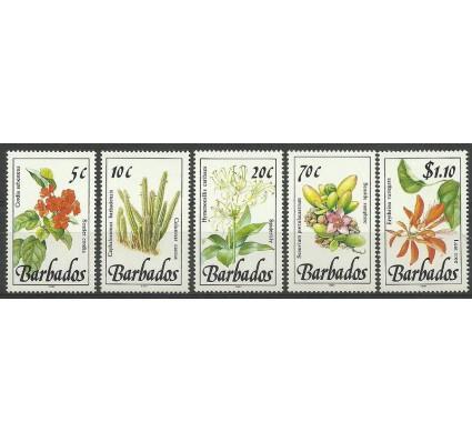 Znaczek Barbados 1991 Mi 728-739III Czyste **