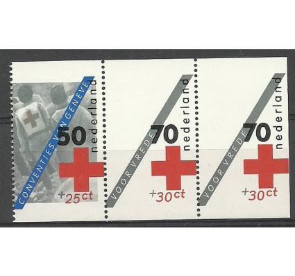 Znaczek Holandia 1983 Mi 1236C+1239C,D Czyste **