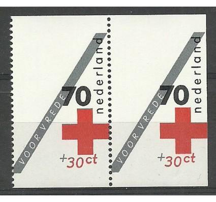 Znaczek Holandia 1983 Mi 1239C,D Czyste **