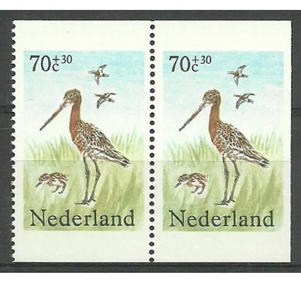 Znaczek Holandia 1984 Mi 1249D,E Czyste **