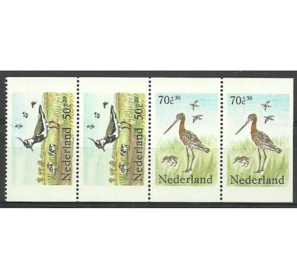Znaczek Holandia 1984 Mi 1246C+1249D,E Czyste **