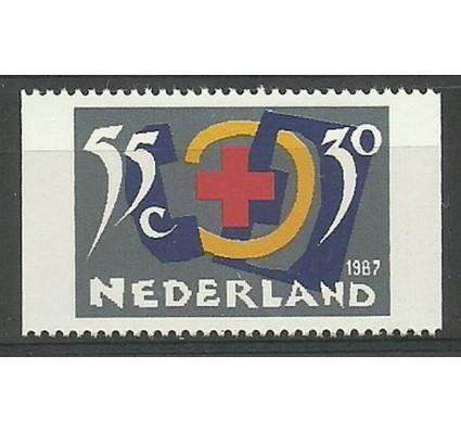 Znaczek Holandia 1987 Mi 1323C Czyste **
