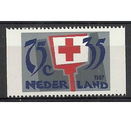 Znaczek Holandia 1987 Mi 1325C Czyste **