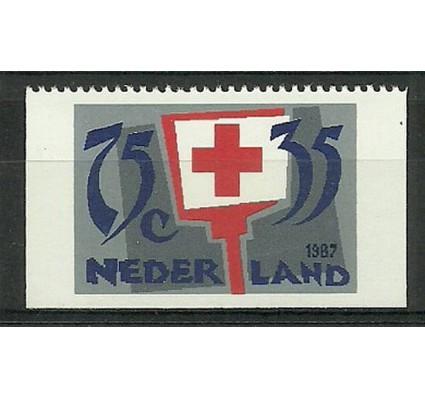 Znaczek Holandia 1987 Mi 1325D Czyste **