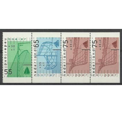 Znaczek Holandia 1989 Mi 1361c-1363e Czyste **