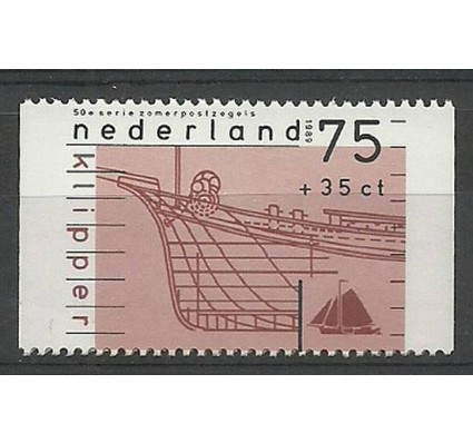 Znaczek Holandia 1989 Mi 1363D Czyste **