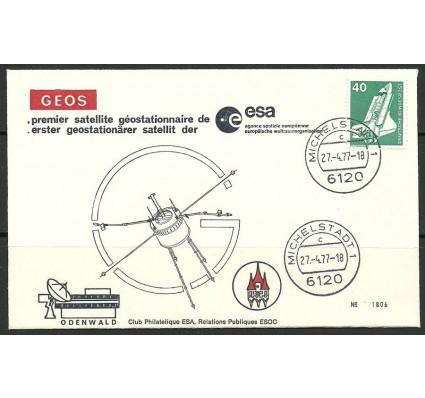 Znaczek Niemcy 1975 Mi 850 FDC
