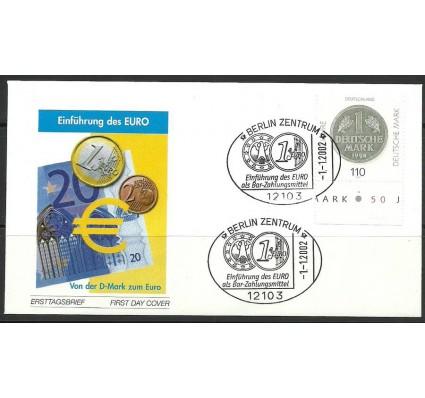 Znaczek Niemcy 1998 Mi 1996 FDC