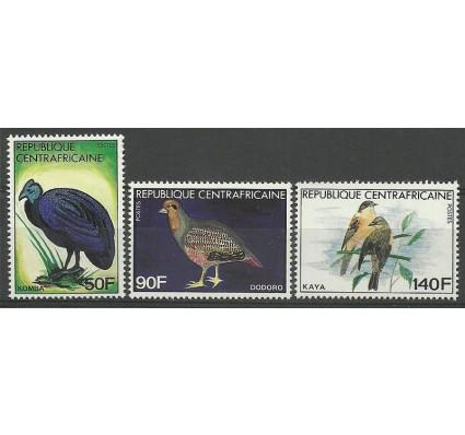 Znaczek Republika Środkowoafrykańska 1981 Mi 793-795 Czyste **