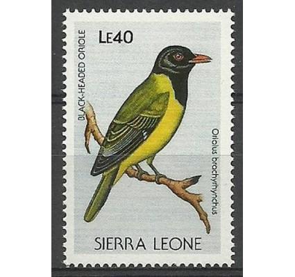 Znaczek Sierra Leone 1988 Mi 1104 Czyste **