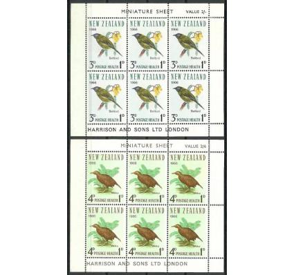 Znaczek Nowa Zelandia 1966 Mi ark 451-452 Czyste **