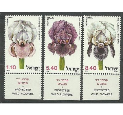 Znaczek Izrael 1978 Mi 782-784 Czyste **