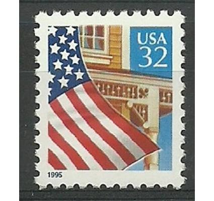 Znaczek USA 1995 Mi 2563IA Czyste **