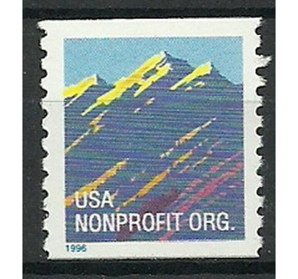 Znaczek USA 1996 Mi 2701II Czyste **