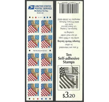 Znaczek USA 1996 Mi mh 2552BG Czyste **