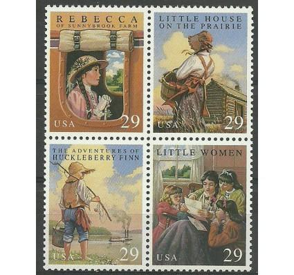 Znaczek USA 1993 Mi 2414-2417 Czyste **