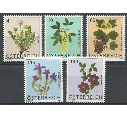 Znaczek Austria 2007 Mi 2678-2682 Czyste **