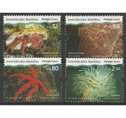 Znaczek Azory 2010 Mi 563-566 Czyste **