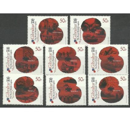 Znaczek Gibraltar 2011 Mi 1405-1412 Czyste **