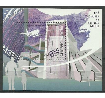 Znaczek Bułgaria 2006 Mi bl 289 Czyste **