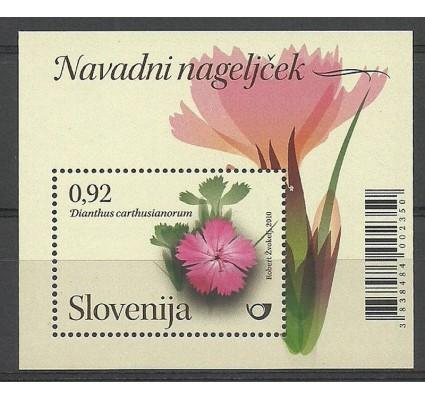 Znaczek Słowenia 2010 Mi bl 48 Czyste **