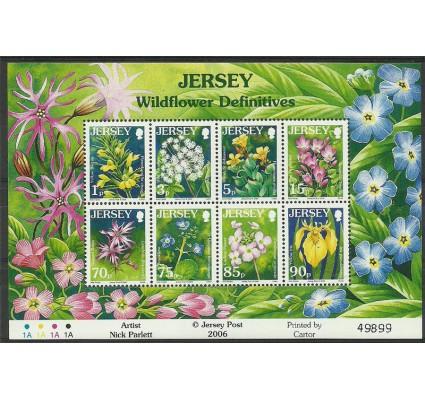 Znaczek Jersey 2006 Mi ark 1247-1254 Czyste **