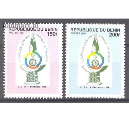 Benin 1995 Mi 716-717 Czyste **