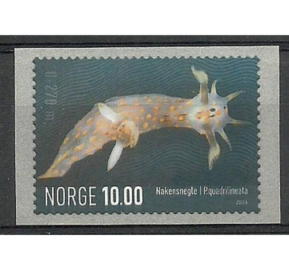 Norwegia 2006 Mi 1572 Czyste **