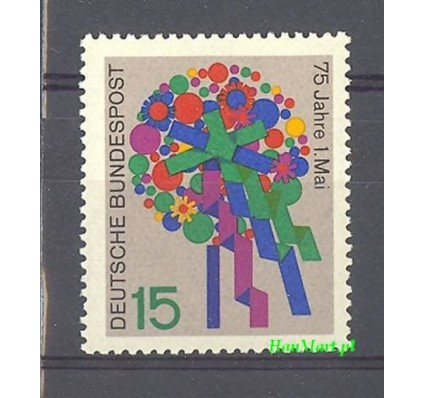 Niemcy 1965 Mi 475 Czyste **