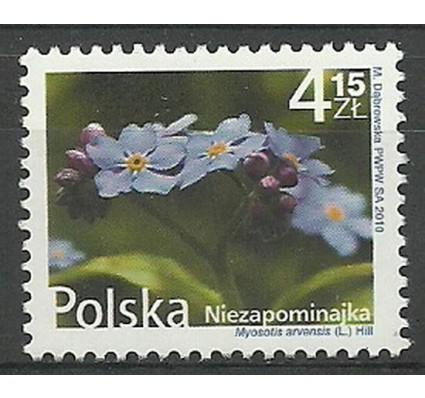 Znaczek Polska 2010 Mi 4489 Czyste **