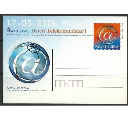 Znaczek Polska 2006 Fi 1402 Całostka pocztowa