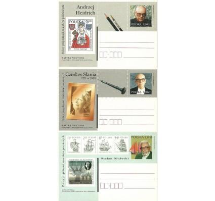 Znaczek Polska 2006 Fi 1415-1417 Całostka pocztowa